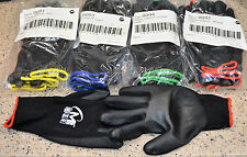 12 Pairs Miracle grip gloves w/Touch Technology Ultimate Frisbee Gloves Gorilla