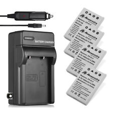 EN-EL5 ENEL5 Battery Charger For Nikon Coolpix P510 P520 P530 P100 P90 P80 S10