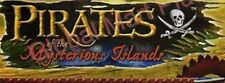 Pirates PocketModel Constructible Game Pirates of the Mysterious Islands Wizkids