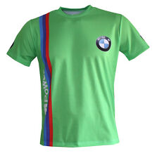BMW MPOWER - Sublimation print green T-shirt