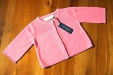 Baby Girls Cashmere Swing Cardigan Size 6 MTH - NEW WITH TAGS