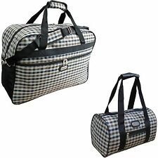 Ryanair approved cabin travel bag hand luggage 55x40x20cm & additional bag check