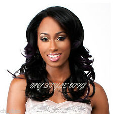 R&B COLLECTION Futura Synthetic Lace Front Wig - EXPRESS