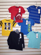 Toddler Boys $18.50-$24.50 Tommy Hilfiger Assorted T-Shirts Size 2T-3T