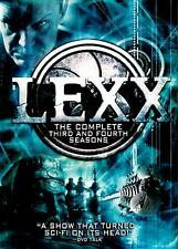 Lexx: The Complete Third and Fourth Seasons (DVD, 2012, 5-Disc Set)