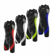 Select Men Triathlon Suit Compression Running Racing Swimming Cycling Skin Suit