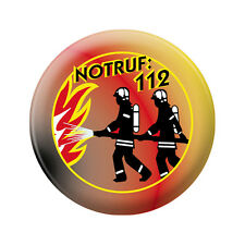 Fridge Magnet Magnet Button magnetic Labels Fire brigade Emergency call 16447