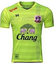 100% Authentic Suphanburi FC Thailand Football Soccer League Jersey Shirt Lime