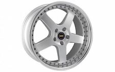 SIMMONS FR20-1 Silver finish 5x110 +35 Offset