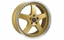 SIMMONS FR20-1 Gold finish 5x115 +35 Offset