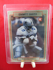 "1990 Action Packed ""Emmitt Smith"" Rookie Card #34 Dallas Cowboys (HOF) Mint Rare"