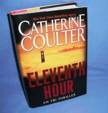 Eleventh Hour by Catherine Coulter (2002, Hardcover)