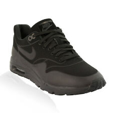 Nike - Air Max 1 Ultra Moire Casual Shoe - Black/Black/Anthracite