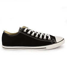 Adults Converse Lean Oxford Black Trainers