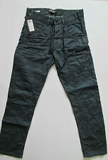 Jack and Jones Stan Arvi anti fit mens jeans New Blue Resin size 28/30 and 30/32