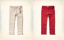 NWT Men's Hollister by Abercrombie Fitch Logo Graphic Sweatpants Lounge Casual