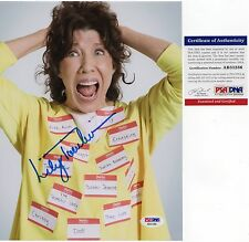 Lily Tomlin Signed 8x10 Photo PSA DNA COA Autograph #AB3186 Comedy Legend