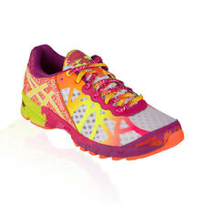 Asics - Gel Noosa Tri 9 Running Shoe - White/Flash Yellow/Plum