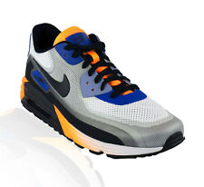 Nike - Air Max Lunar 90 - White/Game Royal/Wolf Grey/Dark Obsidian