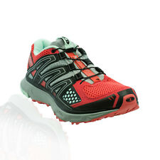 Salomon - XR Mission Trail Running Shoes - Papaya/Black/Igloo Blue