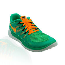 Nike - Free 5.0 Running Shoe - Menta/Bright Citrus/Green Glow