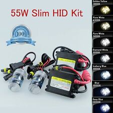 H11 55W Xenon Headlight Replacement Bulb Low Beam H8 H9 6K HID KIT for Honda Z