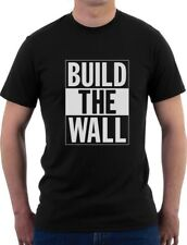 Build The Wall Republican Party Election Campaign T-Shirt Political