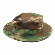 Outdoor Casual Combat Camo Ripstop Army Military Boonie Bush Jungle Sun Hat Cap