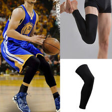 1pc Men's Cooling Sports Cover Leg Knee Protector Gear Basketball Guard Athletic