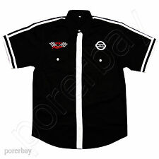 DATSUN MOTOR SPORT TEAM RACING SHIRT #STDS01