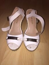 River Island Wedges Size 4