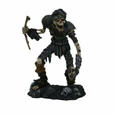 8.5 Inch Walking Zombie Death Dead Statue Collectible Figurine Gothic Skeleton