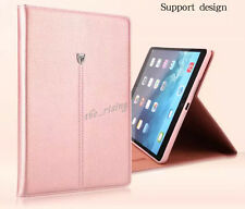 Luxury Magnetic Flip Leather Cover Stand Wallet Card Case For Apple iPad Pro 9.7