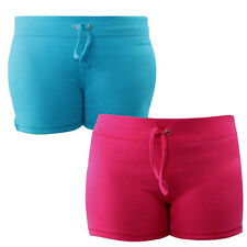 Ladies Label Your Love Bright Colour Shorts Summer Hot Pants In 2 Colours