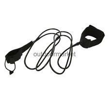 Surfboard SUP Leash 6ft 7ft 8ft 9ft 10ft Leg Rope Ankle Cuff Paddle Board Leash