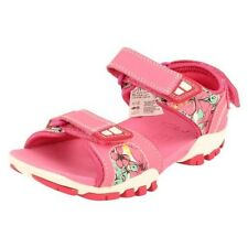 Girls Clarks Sandals Zalmo Word-W