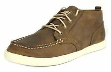 Timberland 6435A Lace Up Mens Leather Boots Brown