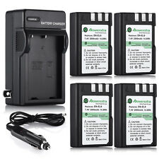 2000mAh EN-EL9 EN-EL9a Battery for Nikon D40 D40X D60 D3000 D5000 + Charger