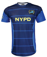 NYPD Replica Jersey Fully Sublimated Officially Licensed
