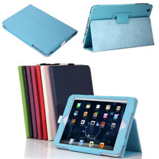 Hot Folio Stand Smart Magnetic PU Leather Case Cover for Apple iPad Air iPad 5th