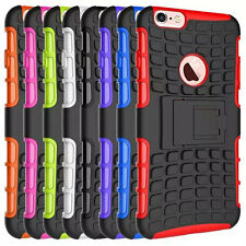 Heavy Duty Tough Shockproof Stand Military Hybrid Case Cover For Apple iPhone