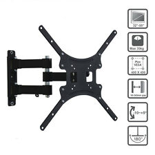 In US Compact Tilt Swivel TV Wall Mount Bracket For 32 34 37 38 40 42 46 48 50""