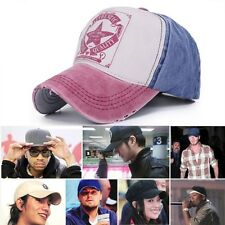 Outdoor Unisex Letter Print Hat Cotton Washed Sports Polo Hats Baseball Cap New