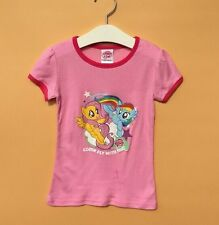 Baby Girls Toddler 100%Cotton Summer Shirt T Shirts Tops Kids Clothes 3T 4T 5T