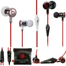 iBeats by dre Headphones W Control Talk Monster In-Ear Noise Isolation hp