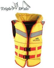 Jarvis Walker Gulf Stream Adult Life Jacket-Level 100 Adult PFD-Choose Your Size