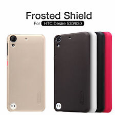 Nillkin Frosted Matte Shield Hard Cover Skin Case +Film For HTC Desire 530/630