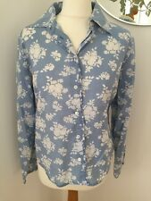 Boden Cotton Shirt Size 14
