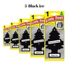 5 X pcs Little Trees Magic Trees Hanging Air Freshner Scent Car Truck home