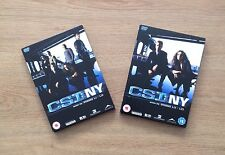 C.S.I:NY Csi New York Season 1 Parts 1 & 2 Complete Series 1